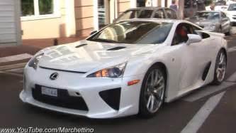 2014 Lexus Lfa Supercar Lexus Lfa 2014 Yardhype