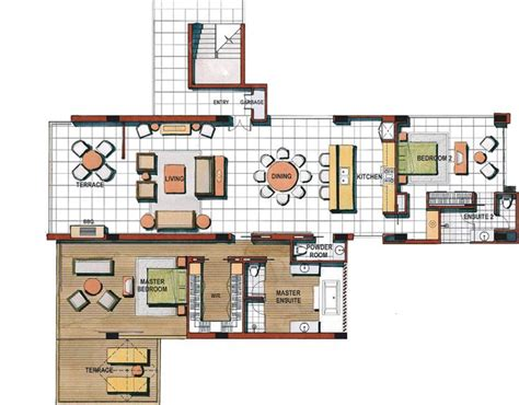 15 Best Images About Floor Plans On Pinterest Ground Luxury Garage Apartment Floor Plans