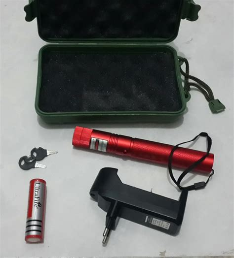 Senter Laser Warna Hijau green laser pointer 303 green laser pointer 303 jual
