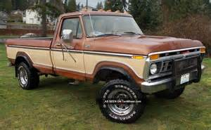 1977 Ford F250 For Sale 1977 Ford F250 4x4 Xlt For Sale Autos Post