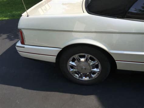 manual cars for sale 1993 cadillac allante interior lighting 1993 cadillac allante conv pearl white black interior classic cadillac allante 1993 for sale