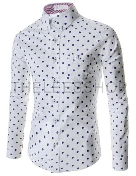 Kemeja Dot Navy 145 best flower shirts images on s