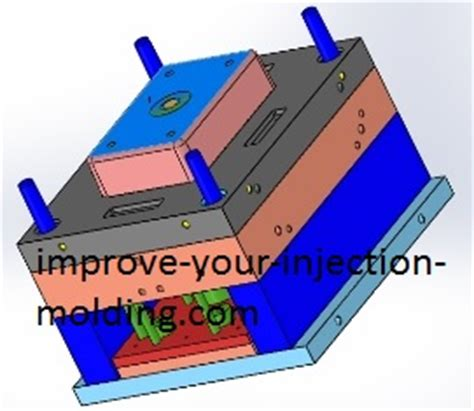 Wall Molding by Quality Plastic Injection Mould Making