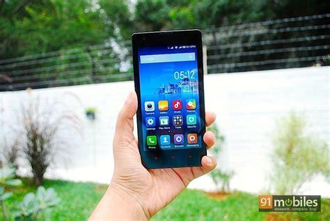 Xiaomi Redmi 1s Smartphone xiaomi redmi 1s review 91mobiles