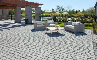 pflastersteine terrasse pflastersteine verlegen 65 tolle ideen und inspirationen