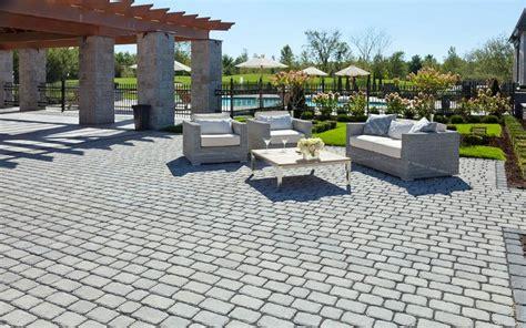 terrasse pflastersteine pflastersteine verlegen 65 tolle ideen und inspirationen