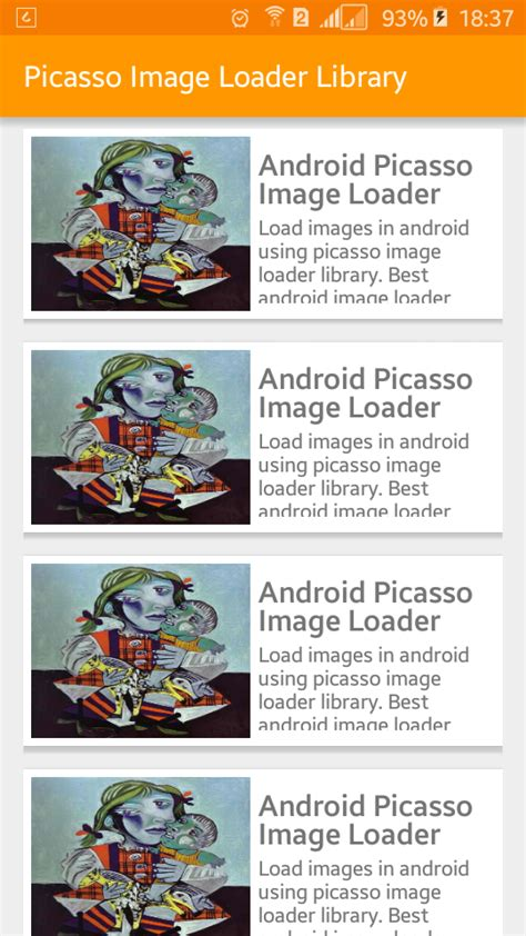 android use picasso to load image into programmatically load images using picasso library in android viral