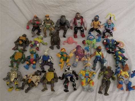 Shellraiser Tmnt Playmates New Complete tmnt 2006 playmates mirage master splinter mutant