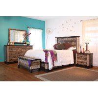 palencia rustic brown 6 piece cal king bedroom set rustic 6 piece california king bedroom set antique rc