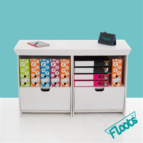 Small White Drawer Unit Drawer Units Product Categories Eco Floots Cardboard