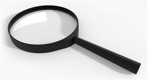 3d Magnifying Glass 3d magnifying glass