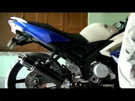 Knalpot Akrapovic Lorenzo Blue System Kawasaki Pulsar 200ns r15 2 0 two brothers vs stock doovi