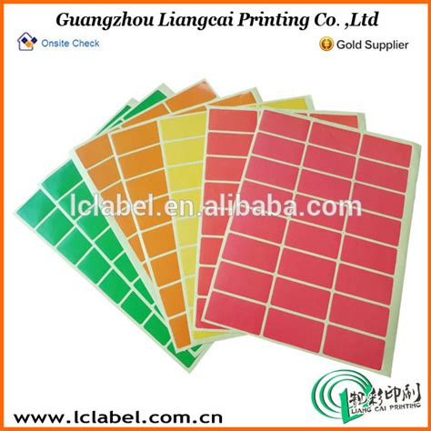 sticker printing paper a4 price plain sticker paper label a4 size sticker paper price