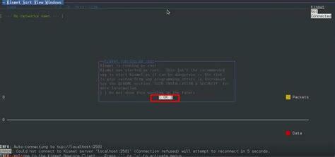 kali linux kismet tutorial kismet technical helper chetan windows linux tutorials