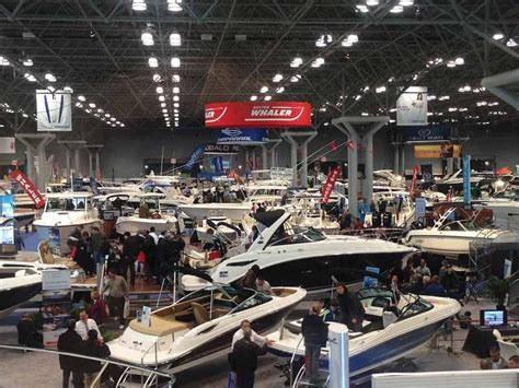 boat show long island escape winter go to the boat show long island weekly