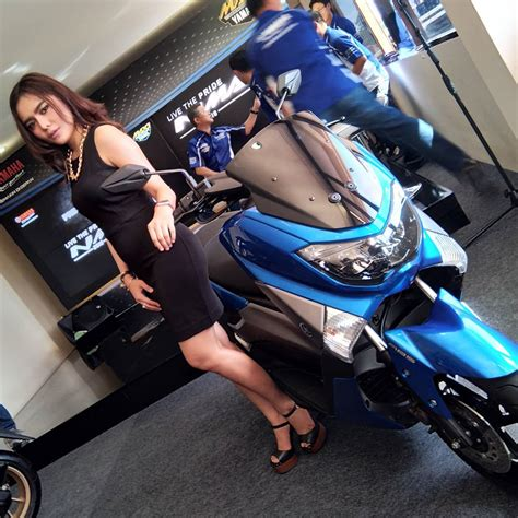 Pcx 2018 Warna Terlaris by Yamaha Nmax 2018 Biru 187 Bmspeed7