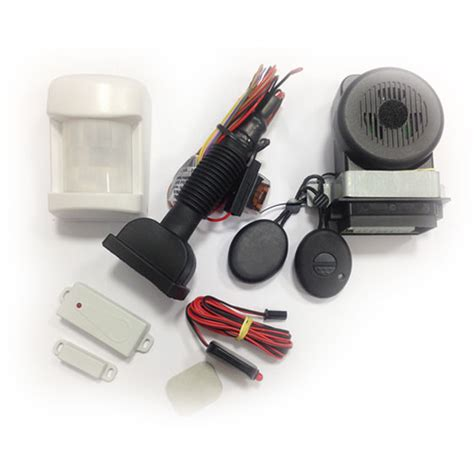 Alarm Mobil Phantom phantom pro 1 motorhome and caravan alarm system