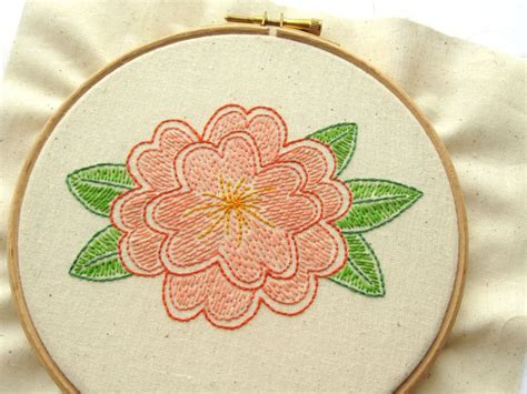 flower pattern embroidery design bugs and fishes by lupin free flower embroidery pattern