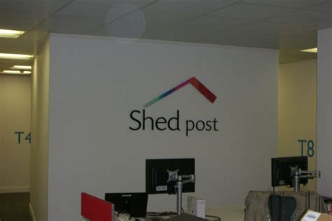Shed Productions by Commercial Hawk Builders And Shopfitters
