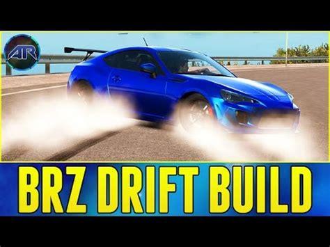 subaru brz drift build forza horizon 2 subaru brz drift build 360 drifting