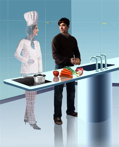 kitchen of the future idiot toys tech news for the bored the kitchen of the future