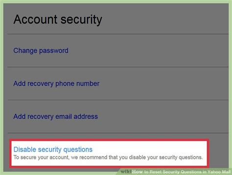 yahoo email security questions how to access yahoo email if forgot security question