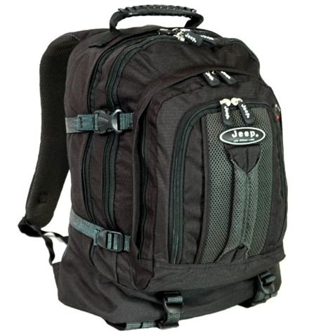 Jeep Backpack Jeep Laptop Backpack Cabin Approved Review Gap Year