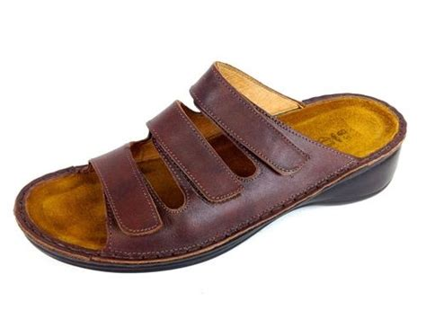 lady comfort shoes israel naot womens israel brown leather slip on comfort shoes
