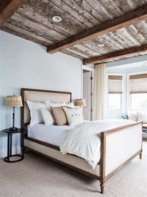 decorate your bedroom with wood panels hgtv rustic meets refined 15 ways to add farmhouse style hgtv