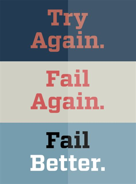 fail better ziked try again fail again fail better