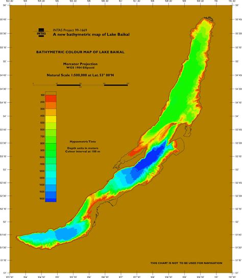 depth map lake baikal lake tahoe images