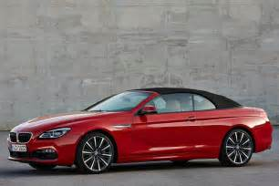 bmw 6 series convertible 2015