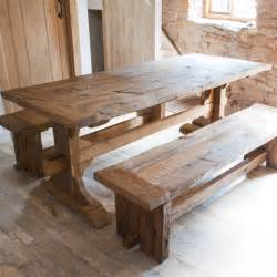 Dining Room Tables Made From Reclaimed Wood Rustic Reclaimed Wood Dining Room Table Dining Room