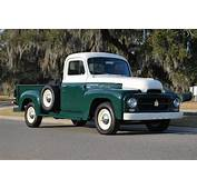 1954 INTERNATIONAL R100 PICKUP  Front 3/4 184118