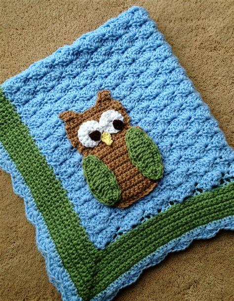 Crochet Owl Pattern Blanket by Free Crochet Owl Blanket Patterns Hoot The Owl