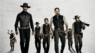 The Magnificent Seven 2016 5K Wallpapers   HD Wallpapers