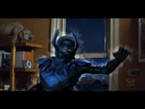 film blue live complete test footage from live action blue beetle tv