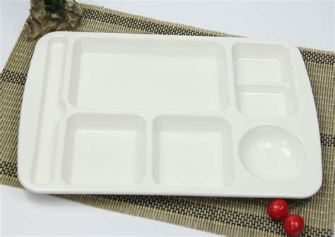 Tray Sushi Import Hp 01 white plastic melamine fast food tray plate lunch box dinner plate sushi fruit fish dish