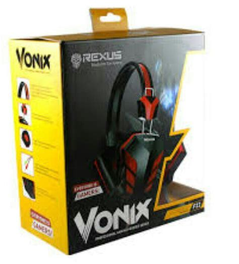 Headset Headphone Gaming Rexus F22 Murah jual gaming headset rexus f22 di lapak mandiri