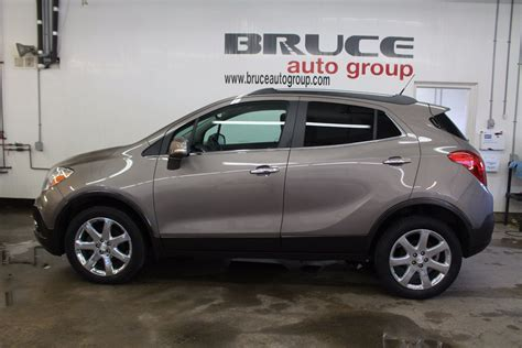 buick encore used 2014 buick encore cxl 1 4l 4 cyl turbocharged