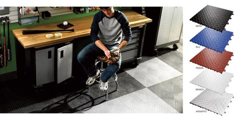 piastrelle per box auto arredamento garage idee e soluzioni nel dettaglio