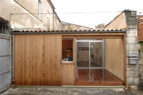 garage door tiny house garage transformed into a tiny house small spaces