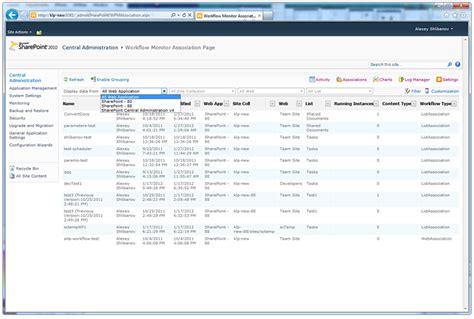 workflow monitor harepoint workflow monitor allsoft