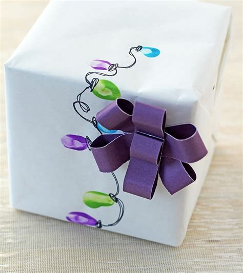Unique Gift Idea - creative gift wrap ideas