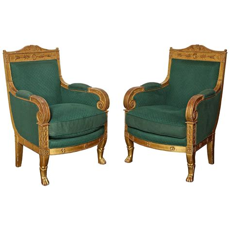 versace sofas for sale pair of french gilded armchairs provenance versace for