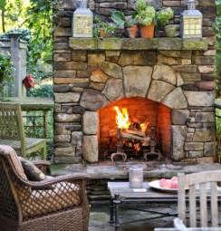 Outdoor Fireplace Ideas by 20 Outdoor Fireplace Ideas Midwest Living