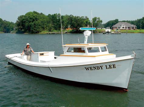 long bay boats for sale deadrise boats chesapeake workhorses long island