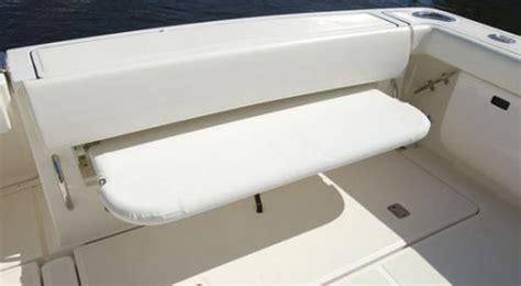 Fold Down Bench Boat Seats Quotes