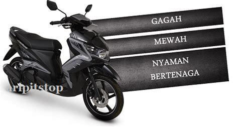 Piston Kit Yamaha 54p Mio J Mio Gt Soul Gt Fino F1 B16 8460 aripitstop 187 mengenal lebih dalam yamaha gt125 gagah mewah nyaman bertenaga