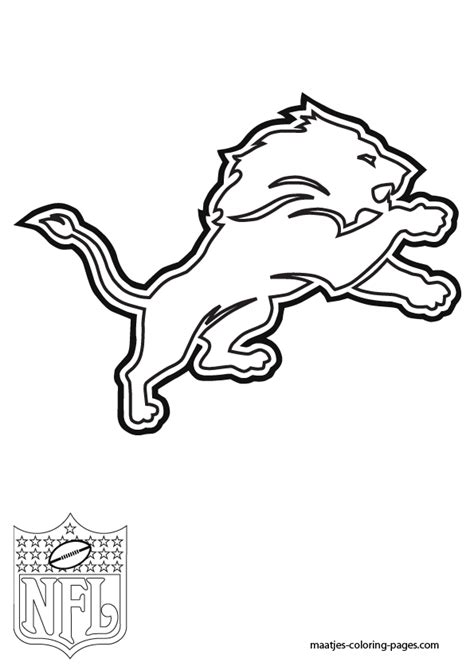 coloring pages nfl team logos nfl team logos coloring pages getcoloringpages com